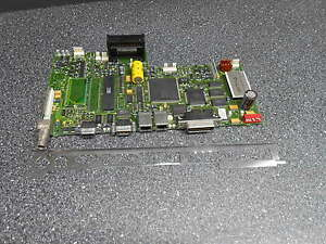 Hp Agilent Series 1100 Hplc G1311 66520 Quaternary Pump Main Board