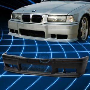 M3 Oe Factory Style Front Bumper Grille Cover Kit For 1992 1999 Bmw E36 3 Series