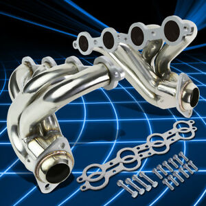 Stainless Racing Header Exhaust Manifold For 2004 2006 Pontiac Gto 5 7 6 0 V8