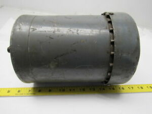 Dayton 9n065d 1 1 2 Hp Electric Motor 3ph 230 460v 3450rpm F56c Frame