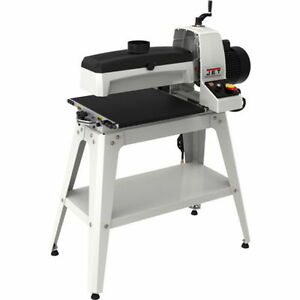 Jet 16 32 Drum Sander With Stand 723520k Free Shipping