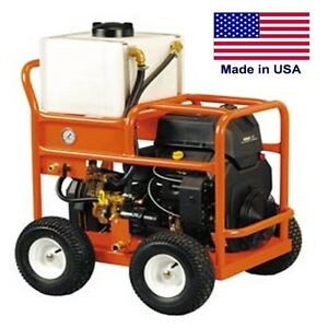 Drain Sewer Cleaner Water Jetter Gas 8 Gpm 3 000 Psi 640cc Honda