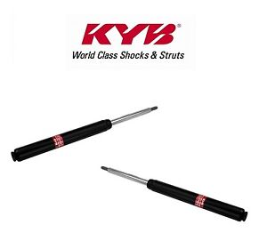 For Audi 4000 90 Vw Fox Quantum Pair Set Of Front Left Right Struts Kyb 365008