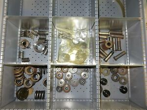 Wilson Tool Amada Rad Punch Press Dies Turret Huge Lot Accessories And Pieces