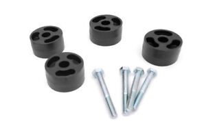 Rough Country Transfer Case Drop Kit 4 5 6 5 in Lifts 84 01 Jeep Cherokee Xj