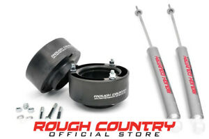 Rough Country 2 5 Leveling Kit 94 10 Dodge Ram 2500 4wd