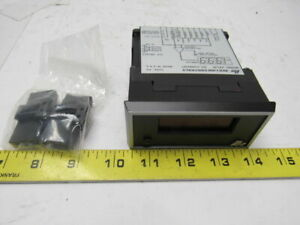 Red Lion Controls Aplid400 Apollo Dc Current Meter 115v