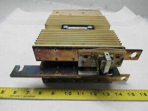 Reliance Electric 86466076r Rectifier Stack Heat Sink Assembly Power Module