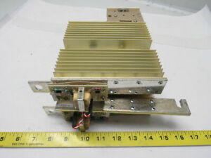 Reliance Electric 86466 77s Rectifier Stack Heat Sink Assembly 480v Power Module