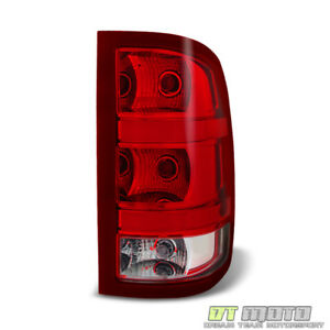 2007 2013 Gmc Sierra 1500 2500hd 3500hd Tail Light Brake Lamp Rh Passenger Side