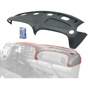 New Dash Cover For Truck Dodge Ram 1500 2500 3500 1998 2002