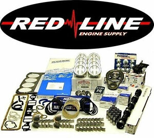 1998 Jeep Grand Cherokee 5 9l V8 Magnum engine Overhaul Rebuild Kit
