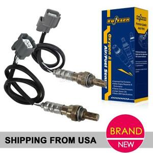 2 Up Downstream Oxygen O2 Sensor 1 2 Upper Under For 00 02 Honda Accord V6 3 0l