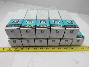 Graphic Controls 660055 L n Fit Strip Chart Recorder Paper Graph Rolls Lot Of 11