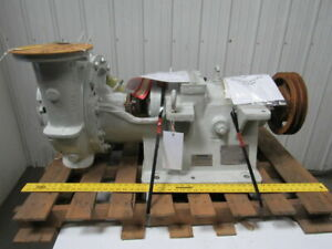 Hazleton N 14350 m Size 4 Horizontal Single Stage Slurry Pump 400gpm