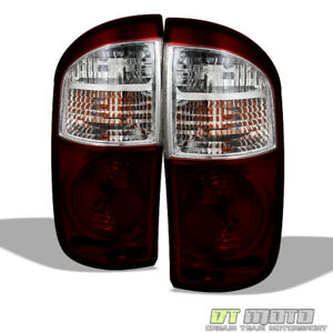 For 2004 2006 Toyota Tundra Double Cab Oe Style Tail Lights 04 05 06 Left Right
