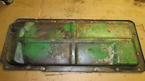 John Deere 2010 Tractor Transmission Top Cover
