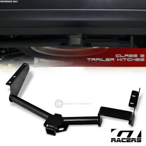 Class 3 Trailer Hitch Receiver Bumper Towing 2 For 2008 2013 Toyota Highlander