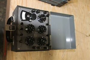 Shallcross 6100 Wheatstone Bridge