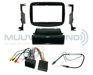 Radio Stereo Mounting Installation Dash Kit Combo Sd Interface Antenna D8
