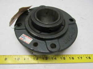 Link Belt Bs223517 Flange Bearing 2 3 16 Bore 4 Bolt 7 Od