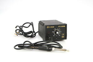 Ct Brand Soldering Station Ct 936 W ct 985 Iron 24v 50wesd