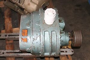 Sutorbilt Ghb Gardner Denver Blower Pump