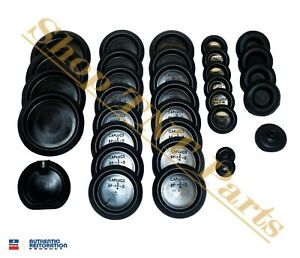 rubber grommets in stock replacement auto auto parts. Black Bedroom Furniture Sets. Home Design Ideas