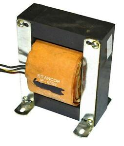 Stancor P 6309 Transformer 107 Or 117 Vac Primary 6 3 Vac 20 Amps Secondary