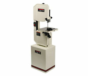 J 8201k Jet 14 Metal wood Vertical Bandsaw 414500 Free Shipping