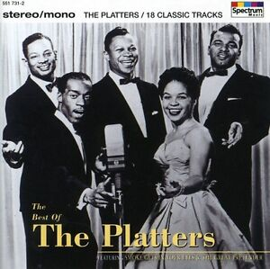 The Platters Best of New CD $9.61