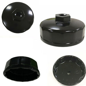 Universal 74mm Oil Filter Wrench Cap Tools For Ford Volkswagen Mercedes Benz