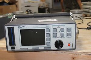 2001hr Siecor Tdm Optical Time Domain Reflectometer