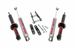 Rough Country 2 5in Suspension Leveling Lift Kit For 95 5 04 Toyota Tacoma 4wd