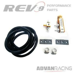 Universal In Cabin Manual Turbo Boost Controller Gold
