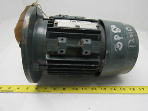 Tasc Q376455 1hp 3ph 220 460v 1400 1700rpm Electric Motor