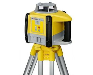 Geomax Zone20h Self Leveling Laser With Zrb35 Basic Receiver 6010635