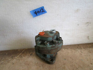 Vintage 6116 776 Kerosene Fuel Oil Pump For Heater
