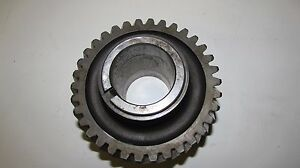 John Deere 2010 Tractor Transmission Synchronizer Gear 34 Tooth 24 Tooth