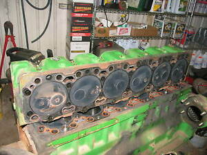 John Deere Tractor Motor Head 4230 4430 4630 And Others