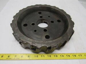 3023092 12 Shell Face Mill 2 1 2 Arbor Hole W 16 Inserts
