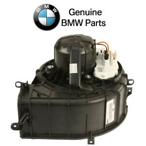 For Bmw E70 X5 E71 E72 X6 Blower Motor Assembly W Regulator Hvac Genuine