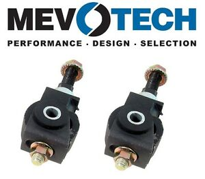 For Acura Cl Integra Legend Rl Tl Set Front Alignment Camber Kit Pair Mevotech