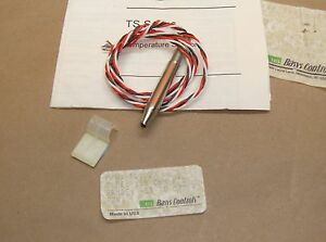 New Basys Contols Ts1027 Temperature Sensor Rtd 58 To 375 f