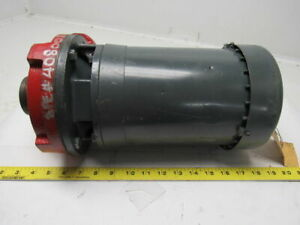 Scot Pump Aec 254 H0 In Line Centrifugal Motor Pump 1 1 2hp 3ph 3450 2850rpm
