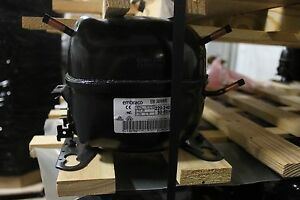 New Embraco Em30hhr Replacement Refrigeration Compressor