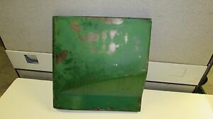 John Deere 2010 Tractor Right Rear Side Panel