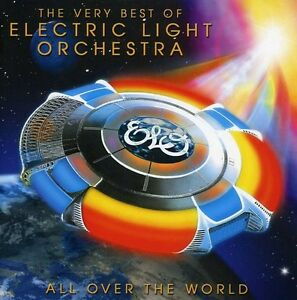Electric Light Orche All Over the World: Very Best of New CD $9.61