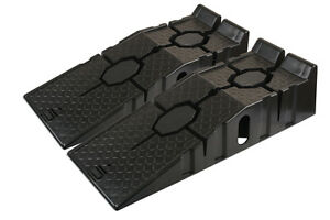 Super Extra Wide Heavy Duty Car Ramps 2 5 Tonne Capacity For Wide Wheels