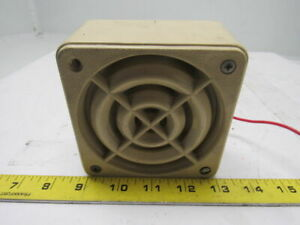 Federal Signal 50gc Ser b Selectone Speaker Amplifier 24v 50 60hz